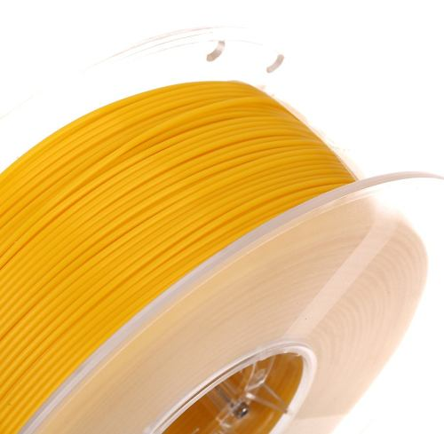 Filamento Pla Amarelo 1.75 0.03 Premium 1kg Impressão 3d BOBINA RECARREGÁVEL