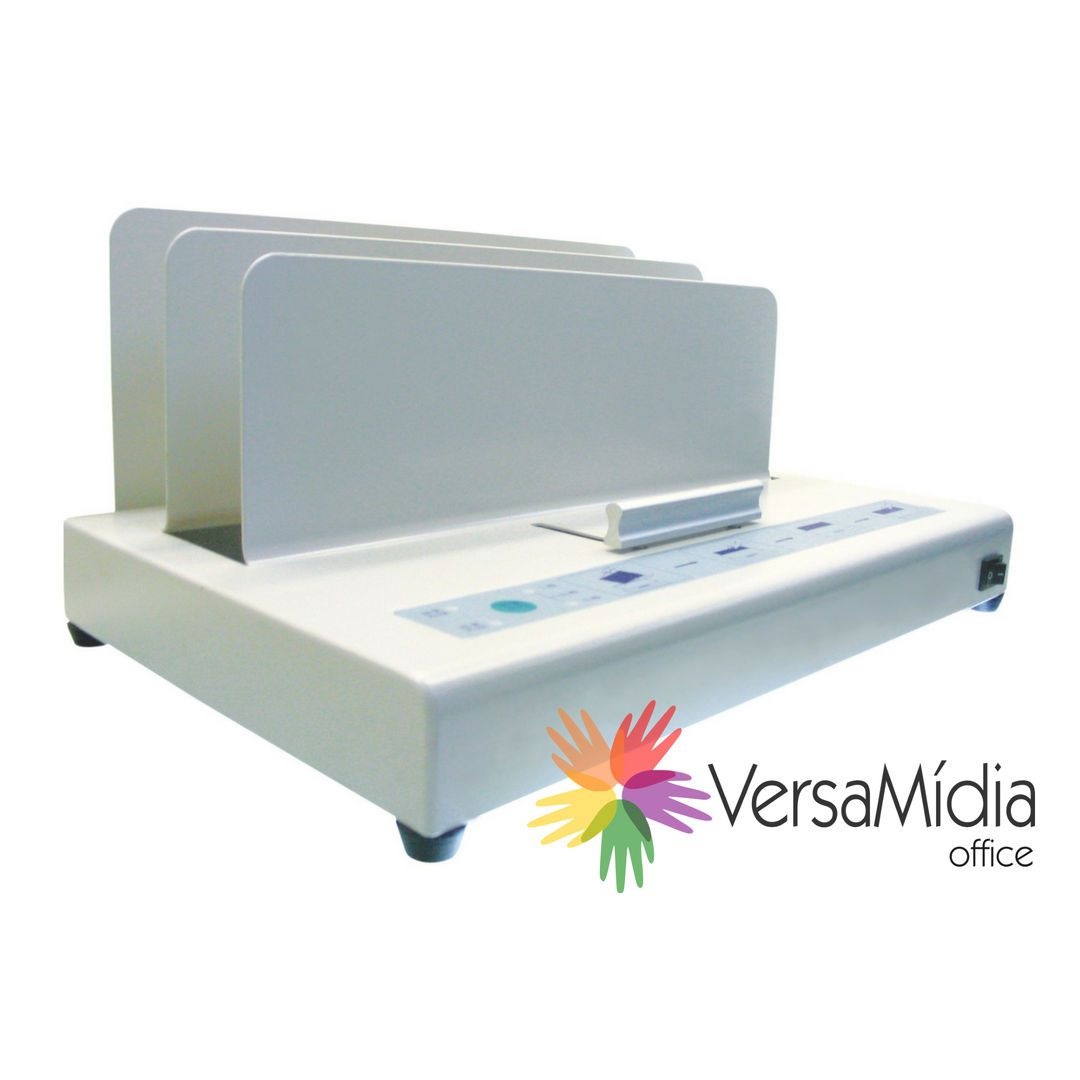 Encadernadora Térmica A4  RD500 ( Thermal Binding Machine ) - cód. 1013/1014