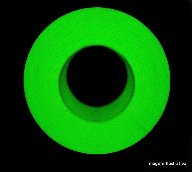 Filamento PLA Luminescente 1.75mm 1Kg  Impressão 3D