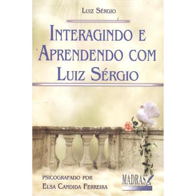 Interagindo e Aprendendo com Luiz Sérgio  - Livraria Luiz Sérgio