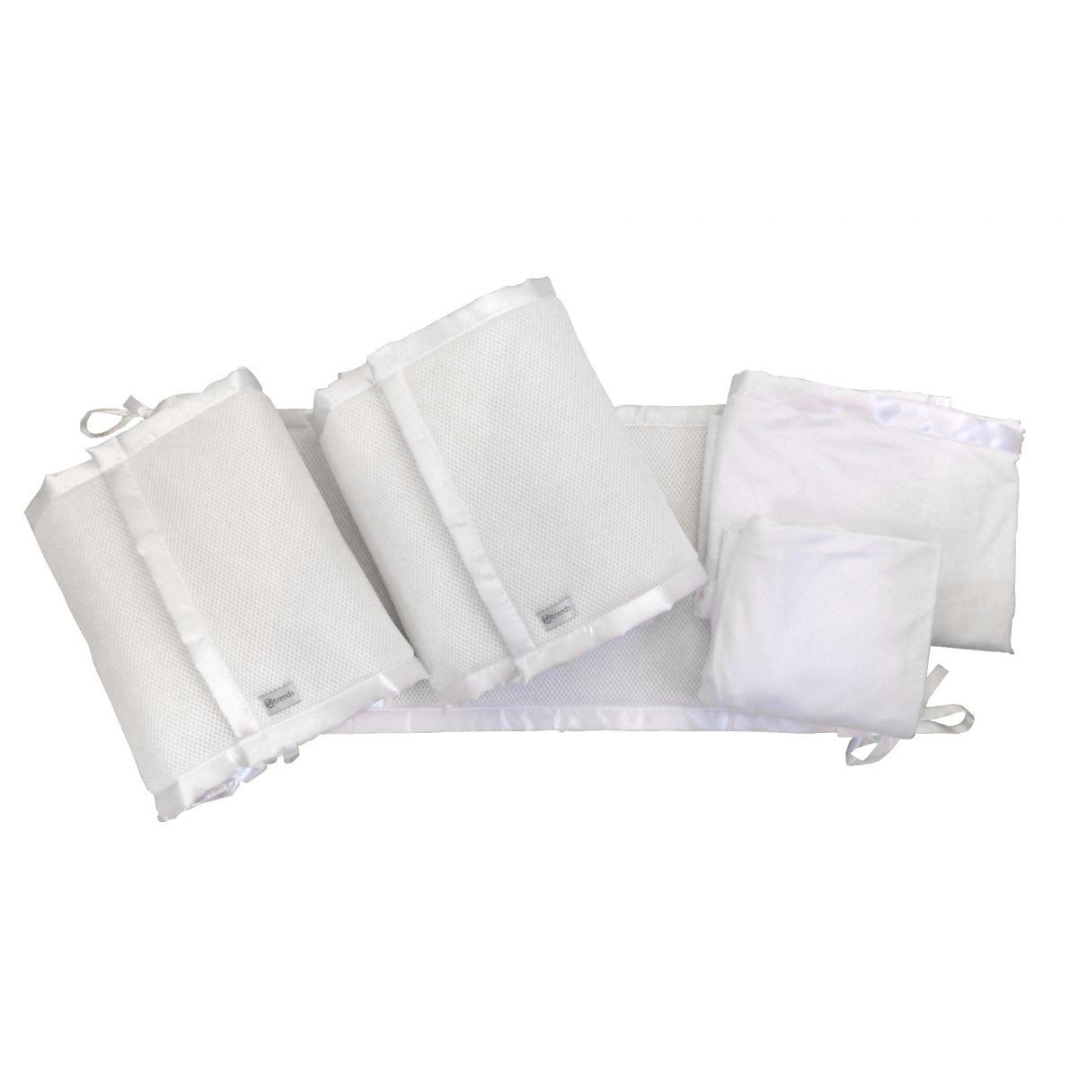 Kit Protetor de Berço Air Tradicional - BBtrends