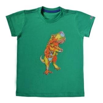 Camiseta Funny Dinossauro Jade