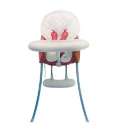 Capa Acolchoada para Cadeira de Alimentação