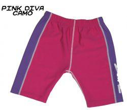 Short para Banho Banz - Proteção UPF 50+ - Pink Diva