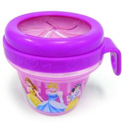Pote para Lanche Princesas - 240 Ml