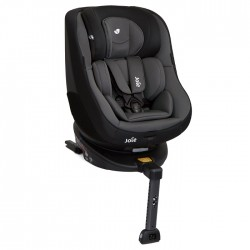 Cadeira Spin 360° - Cinza Ember - Isofix - Joie