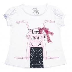 Camiseta - Funny - Moto - Girls