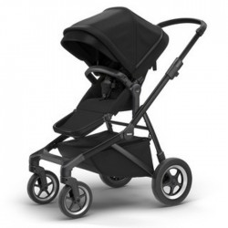 Carrinho Sleek  - Black On Black - Thule