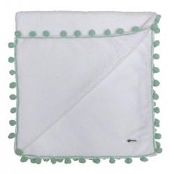 Cobertor Bebê - Mini PomPom