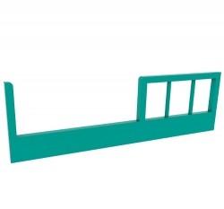 Linha Joy Color Spin - Meia Grade Verde Alga