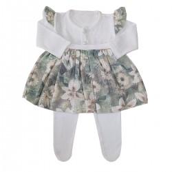 Vestido Tricot 2 Peças - Mabel