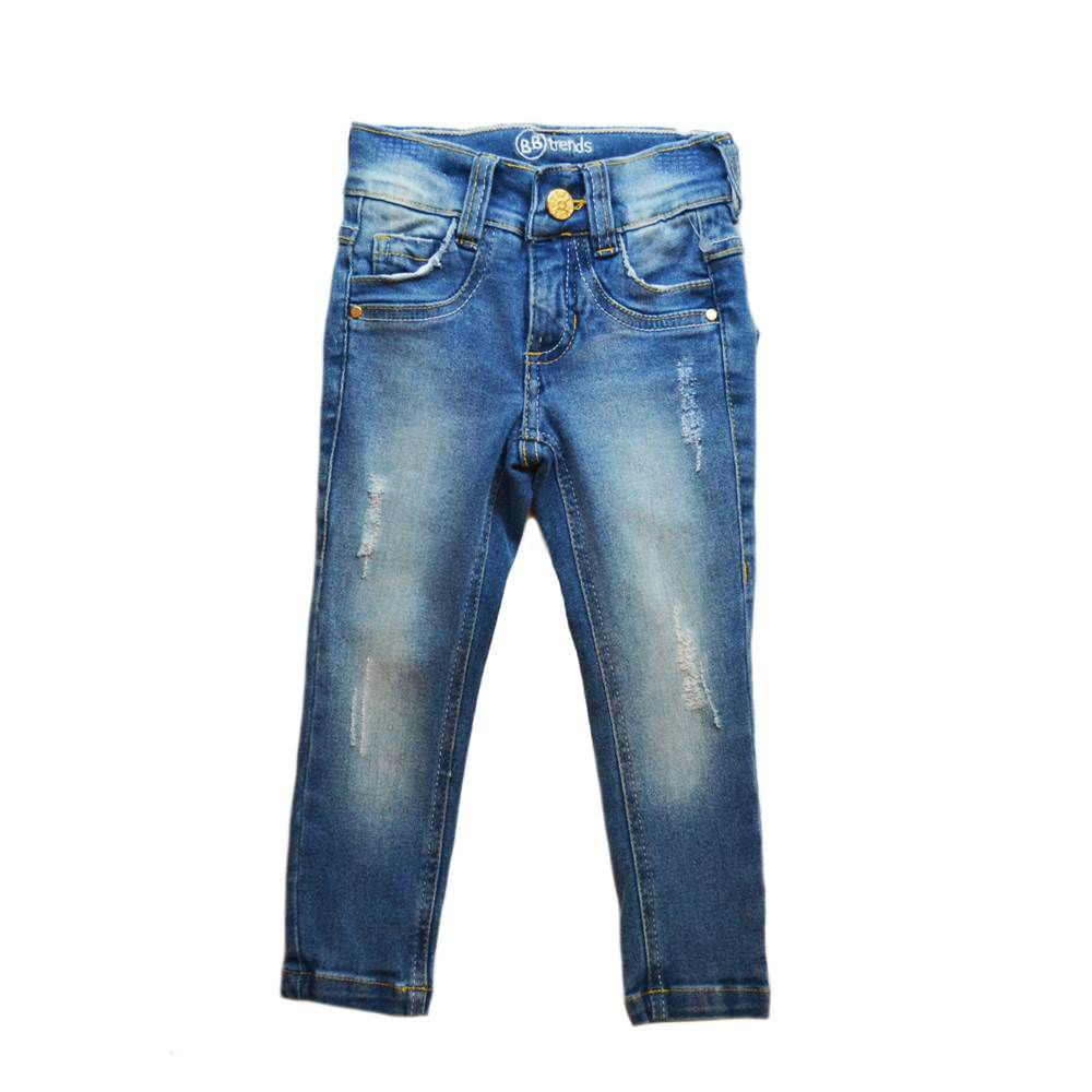 Calça Jeans Atlanta Slim - Kids