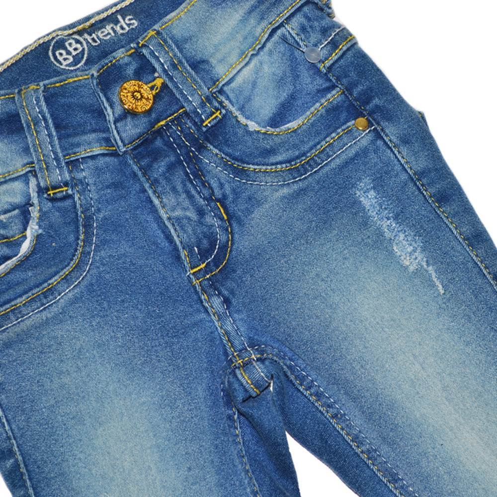 Calça Jeans Atlanta Slim - Kids