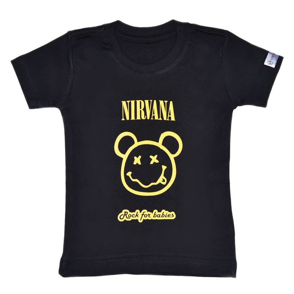 Camiseta - Nirvana