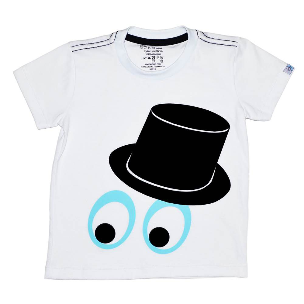 Camiseta Funny Cartola Boy