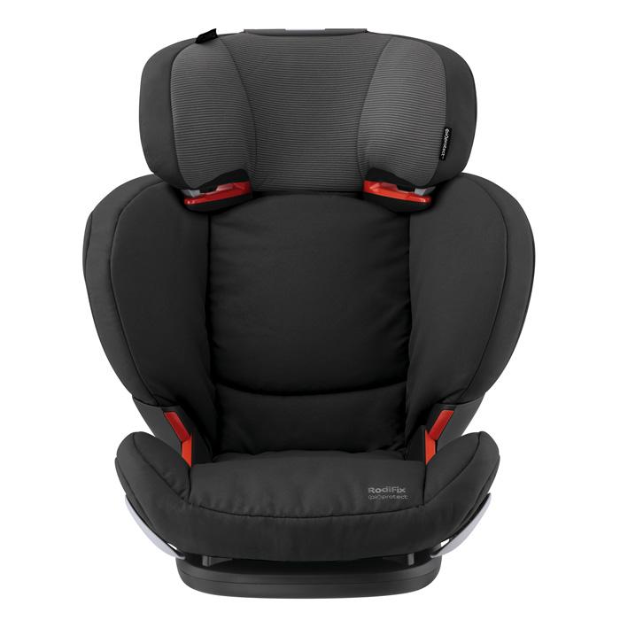 Cadeira Rodifix AirProtect - Black Raven - 15 a 36kg - Maxi Cosi