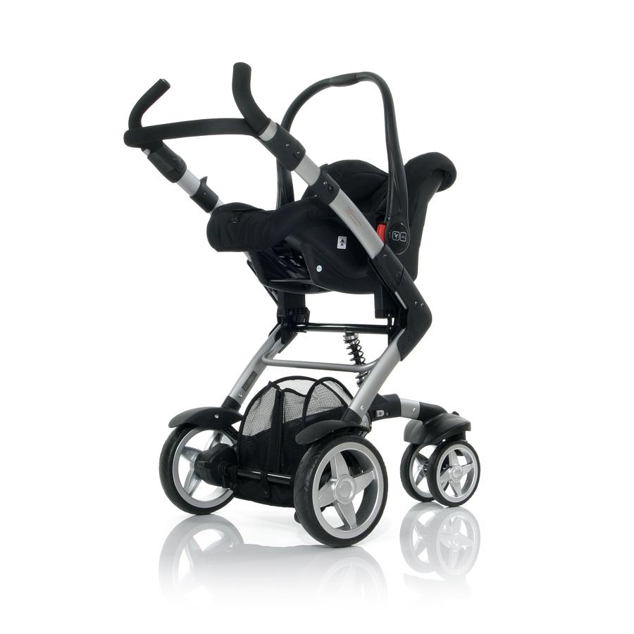 Carrinho 3TEC Black - ABC Design