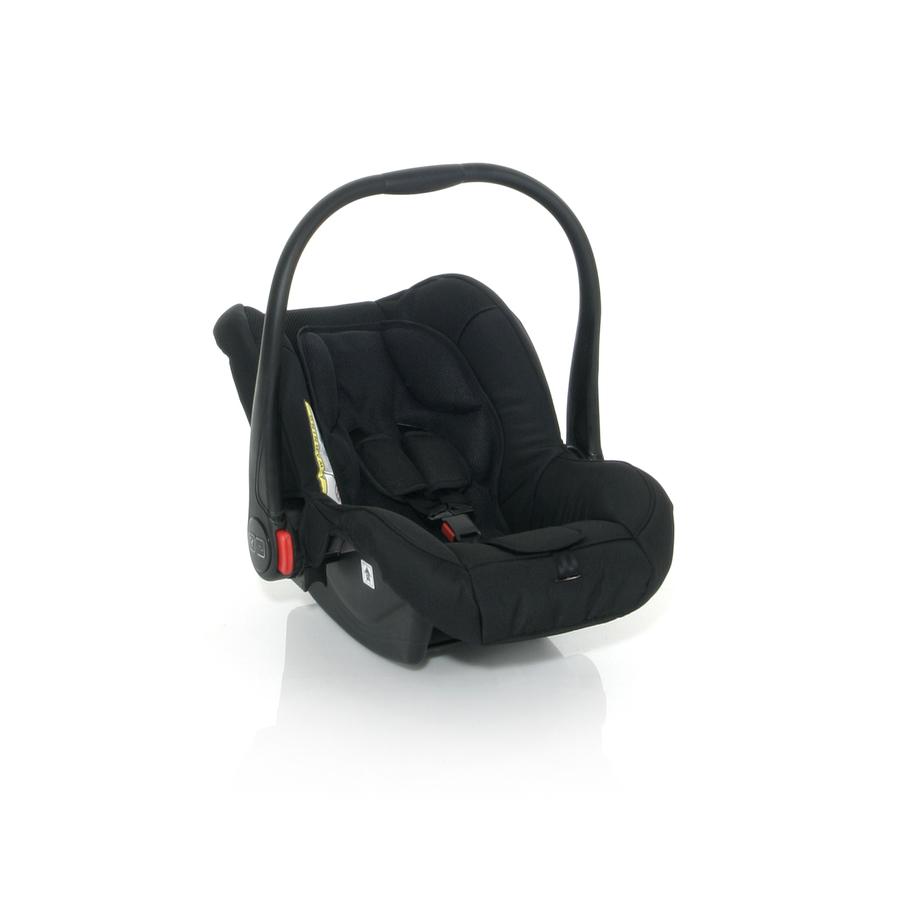Bebê Conforto Risus Black - 0 à 13 Kg - ABC Design