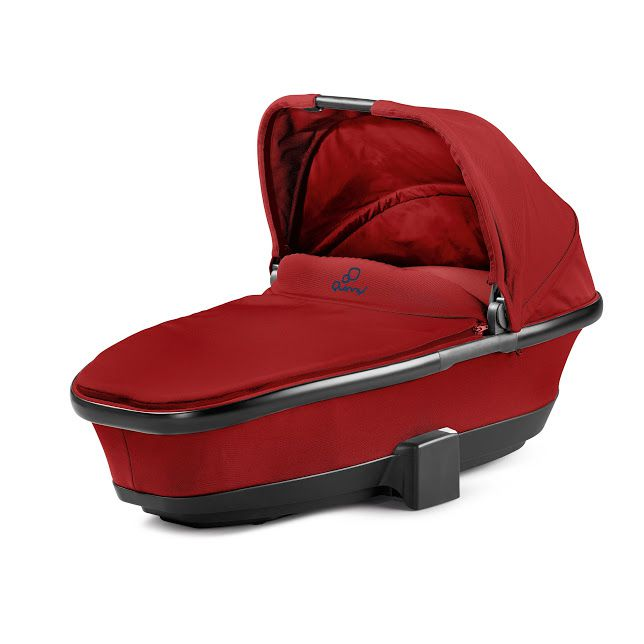 Moisés Foldable Carrycot - Red Rumour - Quinny