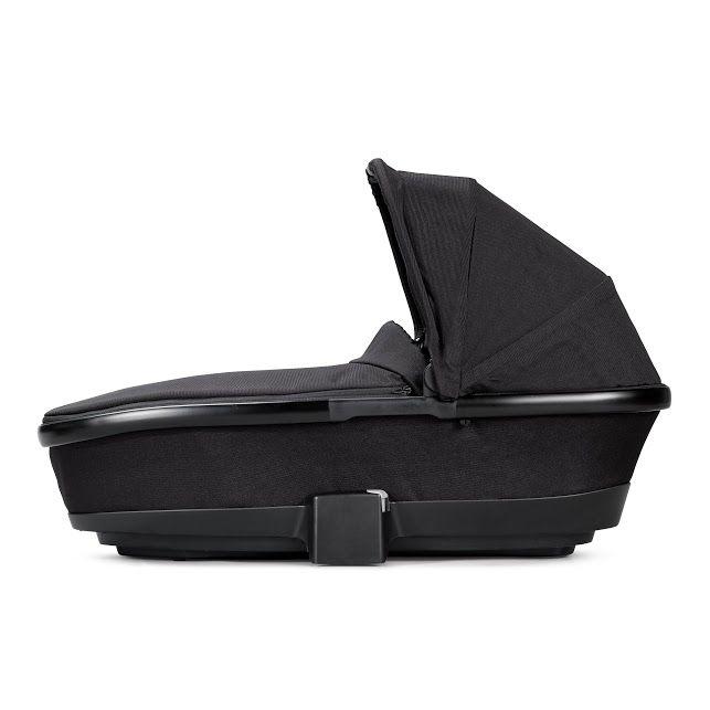 Moisés Foldable Carrycot - Black Devotion - Quinny