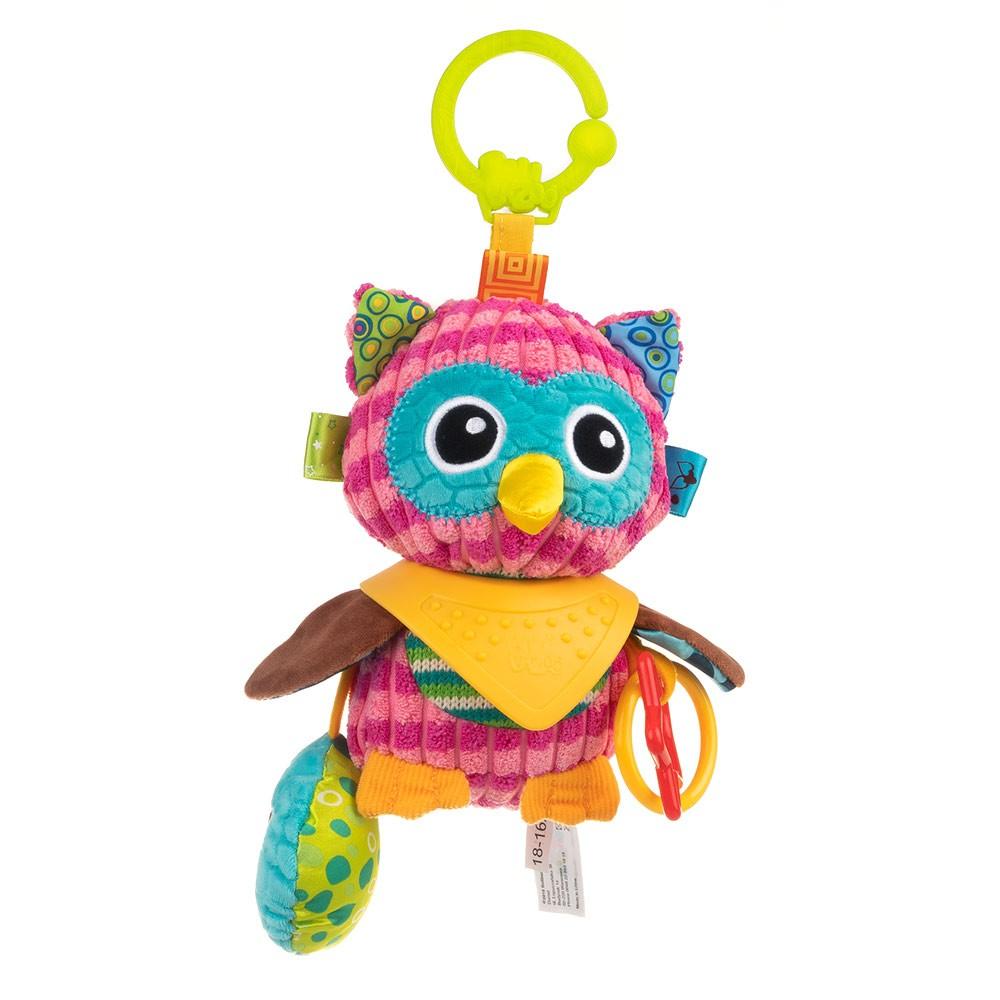 Pelucia Bandana Buddies - Owl Olivia