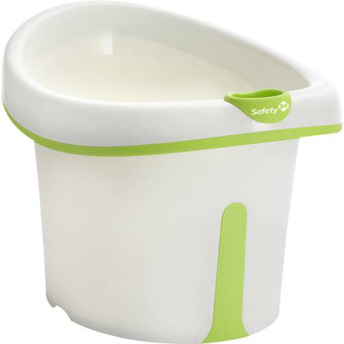 Banheira Bubbles Verde - Safety 1st