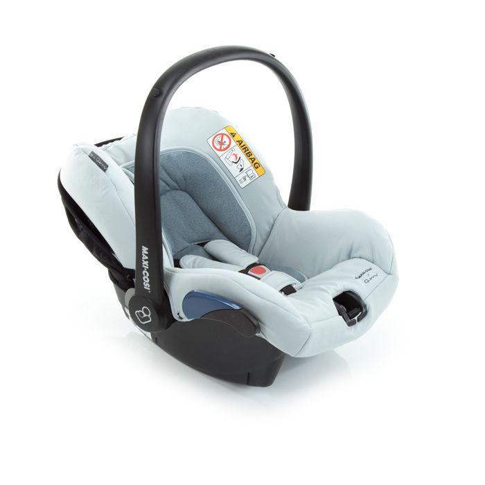 Bebê Conforto Citi Maxi Cosi c/ Base - 0 à 13 Kg - Grey