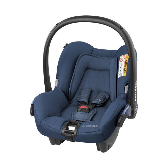 Bebê Conforto Citi Maxi Cosi c/ Base - 0 à 13 Kg - Nomade Blue
