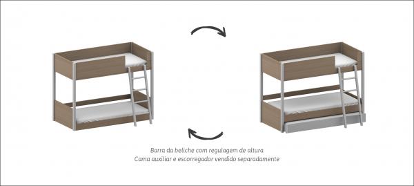BELICHE ARLO - SEM CASINHA
