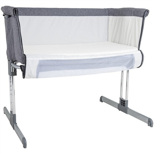 Berço Portatil - Co Sleeper Napper Kiddo - Graphite