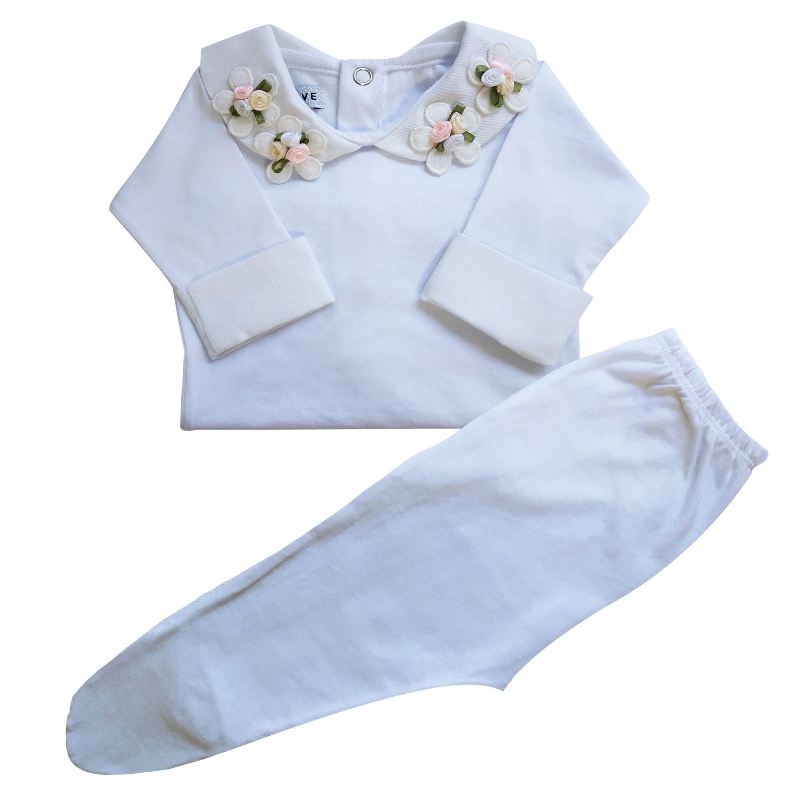 Body&Pant - Aplique Flores