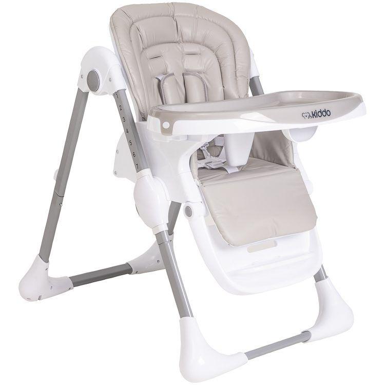 Cadeira de Alimentação Smile Cinza