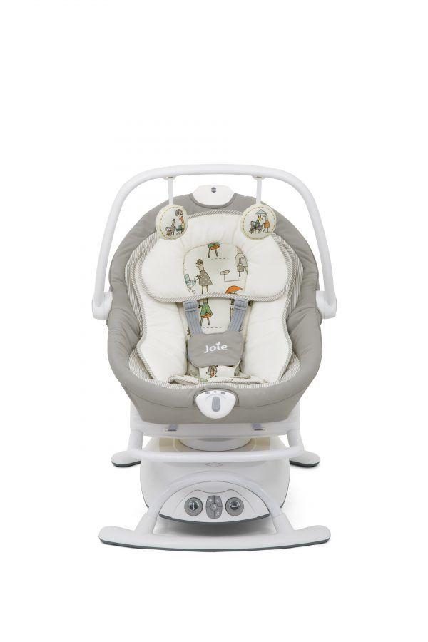 Cadeira de Descanso - Sansa 2IN1