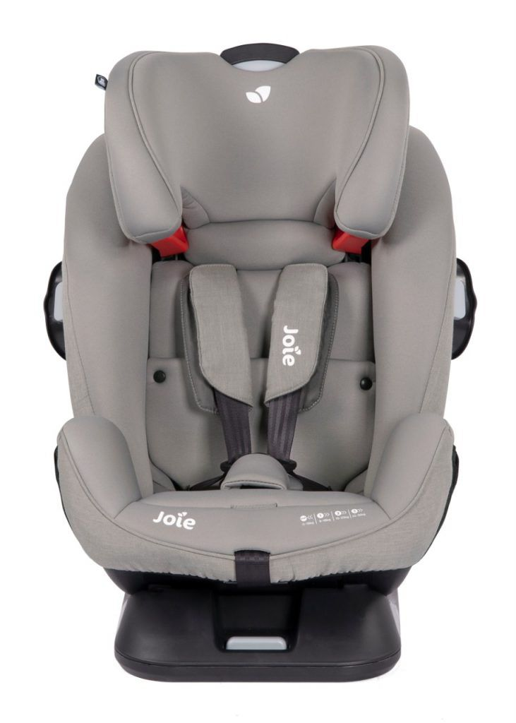 Cadeira Every Stage Fx- Cinza Gray Fx Fannel - Isofix - Joie