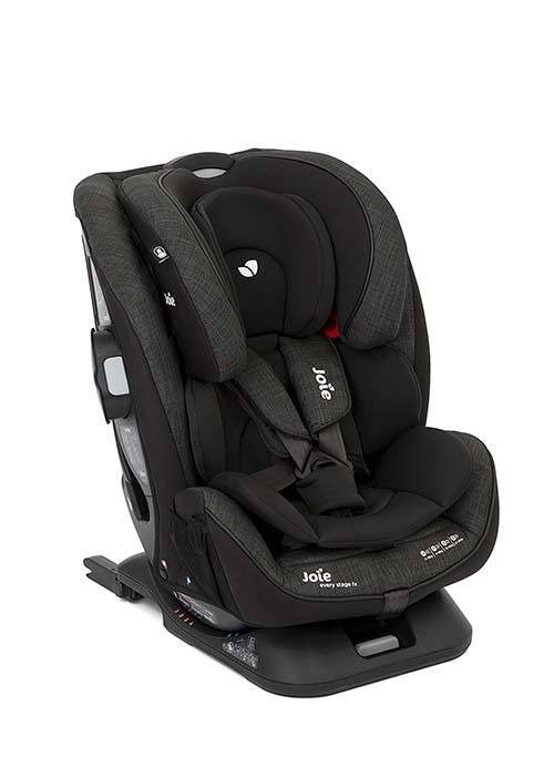 Cadeira Every Stage Fx - Cinza Mescla Flint - Isofix - Joie