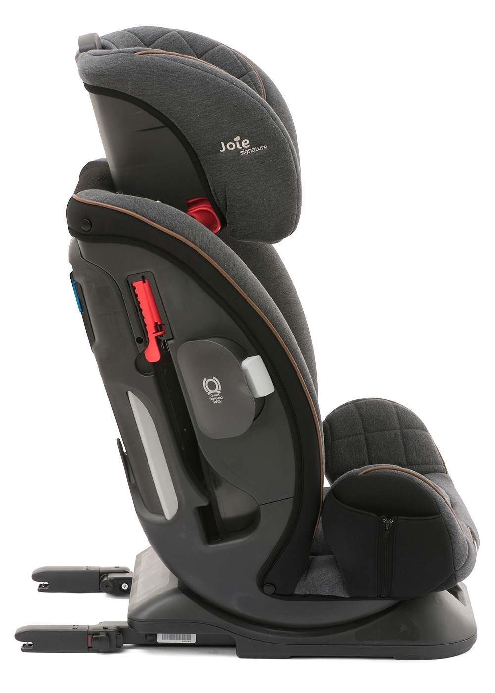 Cadeira Every Stage Fx - Signature Preto Noir - Isofix - Joie