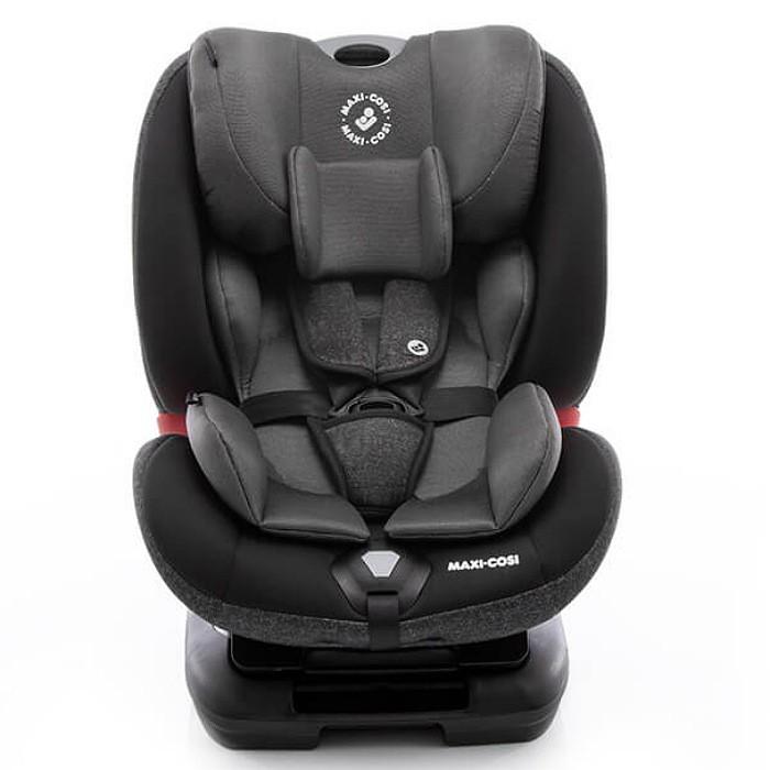 Cadeira Jasper - Nomad Black- 0 a 36 kg - ISOFIX - Maxi Cosi