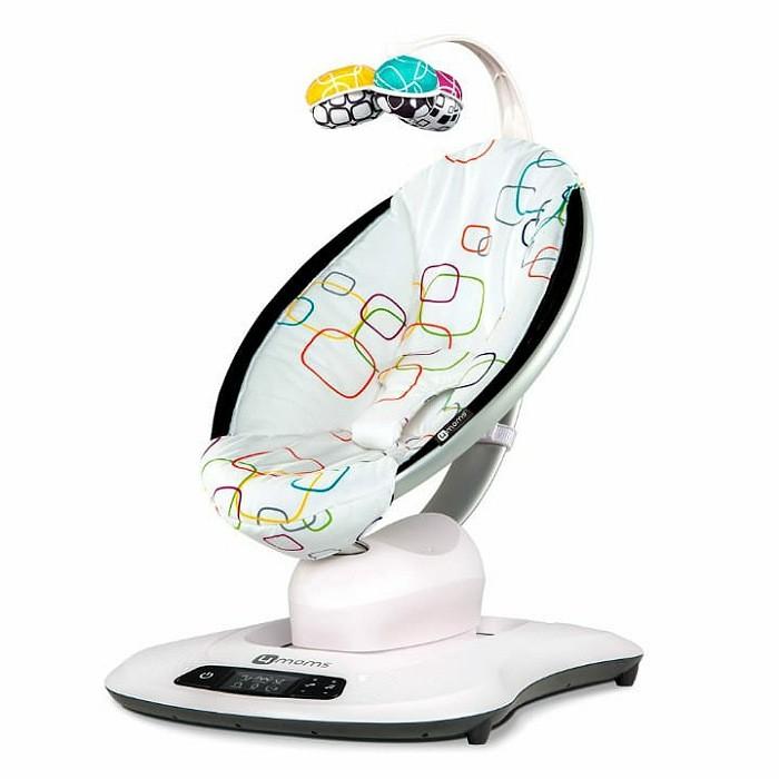 Cadeira Mamaroo 4.0 Multi Color Plush - 4Mooms