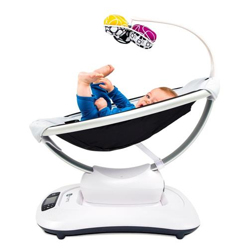 Cadeira Bouncer Mamaroo 4.0 Multi Color Plush - 4Mooms