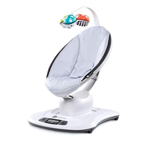 Cadeira Mamaroo 4.0 Classic Grey - 4 Moms