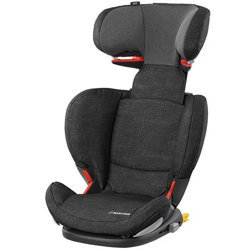 Cadeira Rodifix AirProtect - Nomand Black-15 a 36 kg - Maxi Cosi