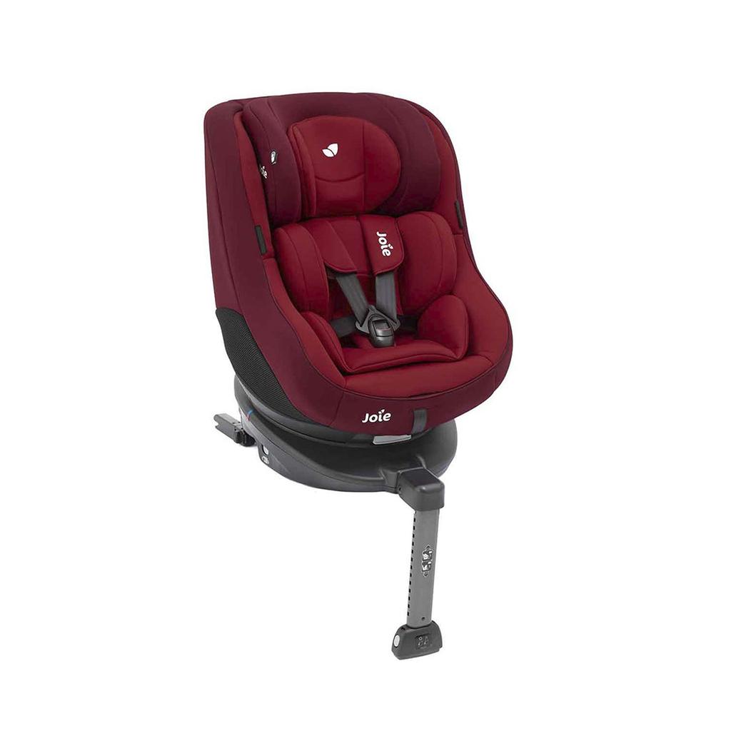 Cadeira Spin 360° 0 á 18 kg - Vermelho merlot- Isofix - JOIE