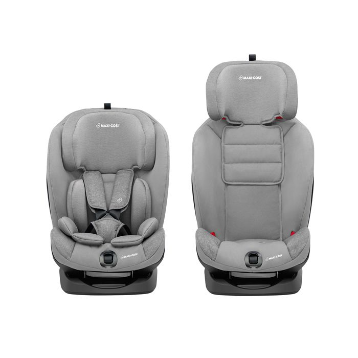 Cadeira Titan - Nomad Grey - Isofix - Maxi-Cosi