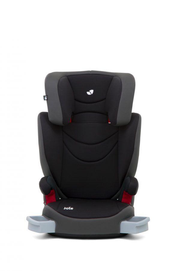 Cadeira Trillo - Preto Carvão Ember - Isofix - Joie