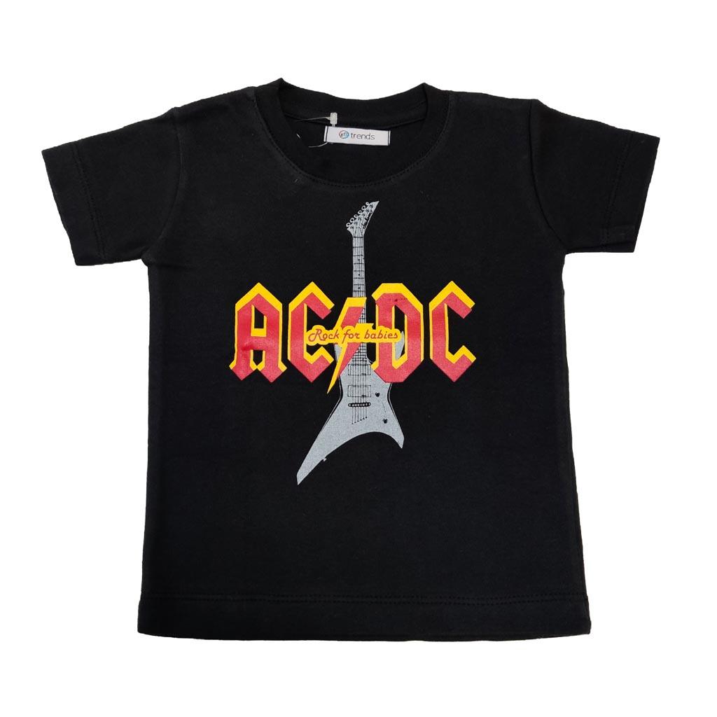 Camiseta - AC DC