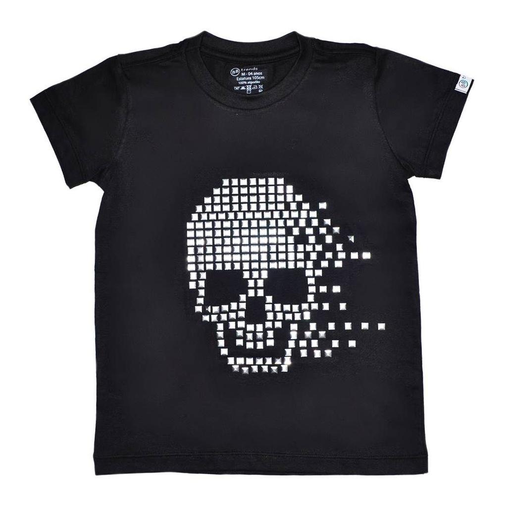 Camiseta - Funny - Caveira