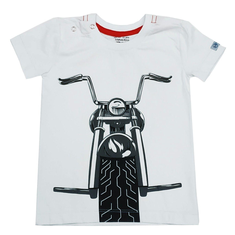 Camiseta - Funny - Moto Boy
