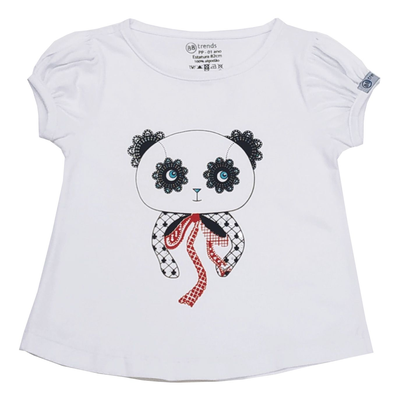 Camiseta Funny Panda