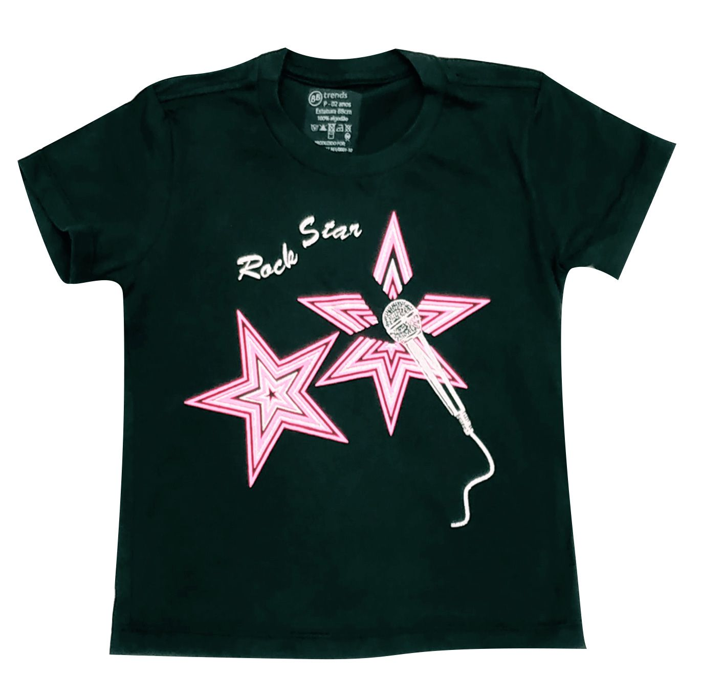 Camiseta - Funny - Rock Star