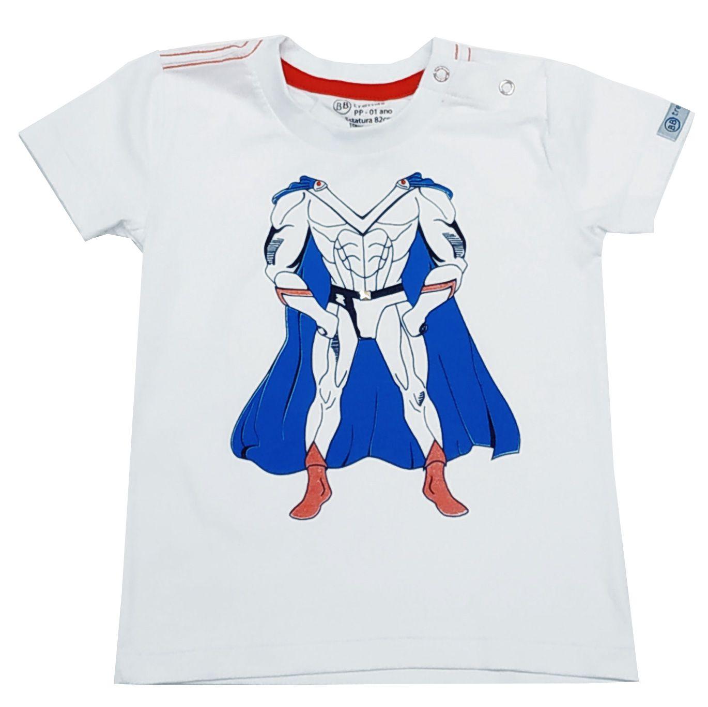 Camiseta Funny Super Heroi